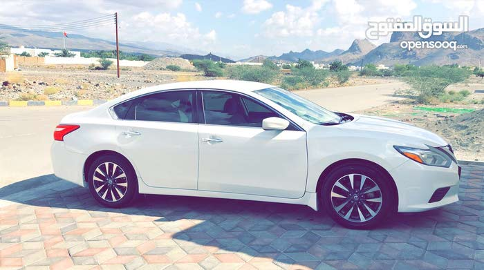 2017 Used Altima with Automatic transmission is available for sale