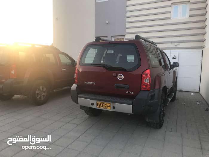 Nissan Xterra car for sale 2015 in Muscat city