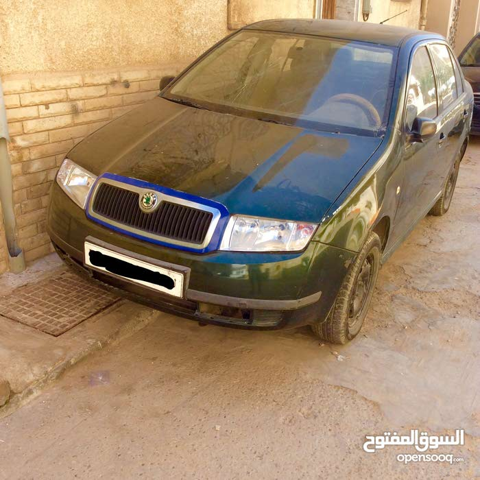 Used 2003 Fabia for sale