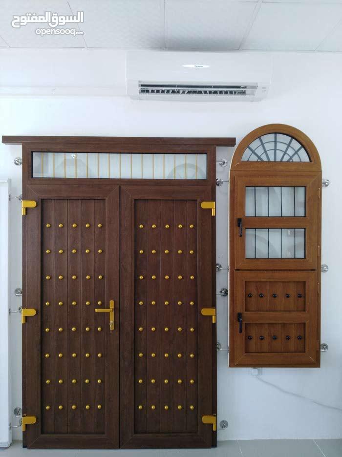 مطلوب شريك أو مستثمر لشركة بالدرجة الممتازة في مجال النوافذ والأبواب