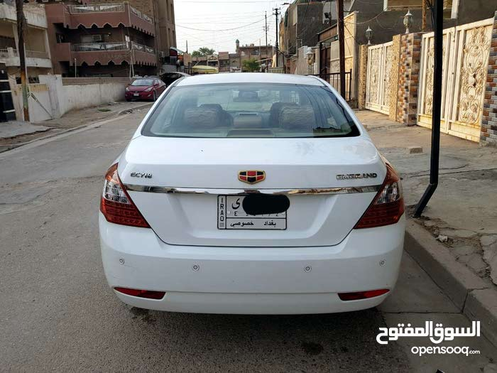 2012 Used Geely Emgrand 7 for sale