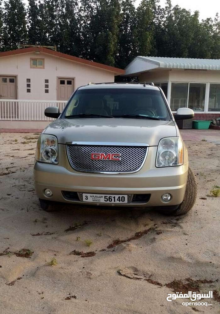 GMC Yukon made in 2007 for sale
