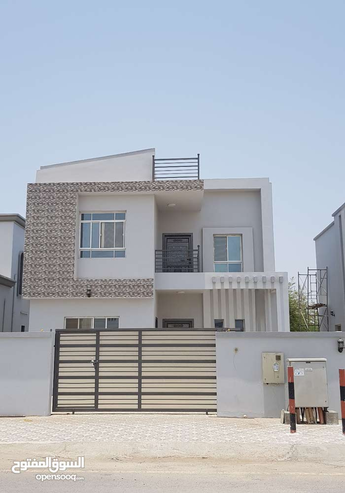 5 rooms  Villa for sale in Barka city Barka Suq
