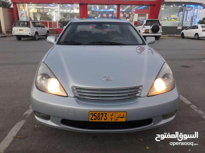 Available for sale! 0 km mileage Lexus ES 2002