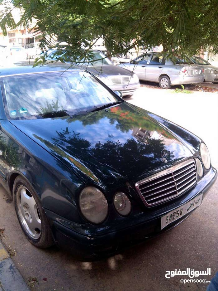Used 2000 CLK for sale
