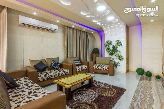 Fourth Floor  apartment for rent with 3 rooms - Al Riyadh city Ar Rimal