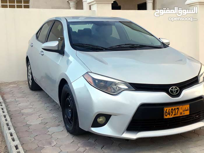 Used condition Toyota Corolla 2014 with 90,000 - 99,999 km mileage