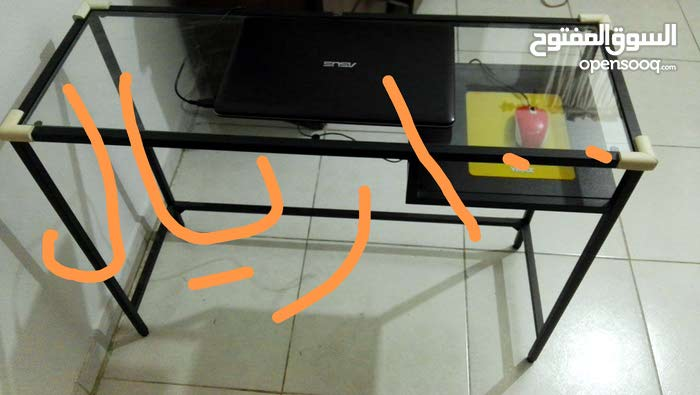 Used Tables - Chairs - End Tables available for sale in Jeddah
