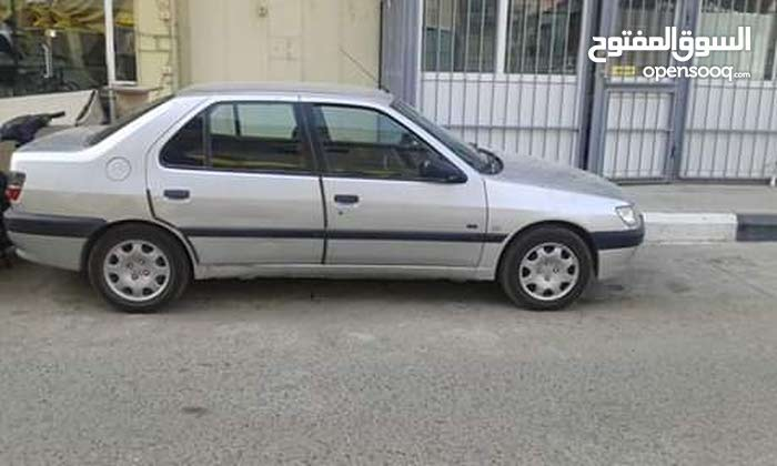Manual Peugeot 1998 for sale - Used - Baghdad city