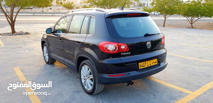Automatic Volkswagen 2011 for sale - Used - Muscat city
