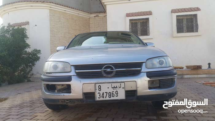 Automatic Silver Opel 1997 for sale