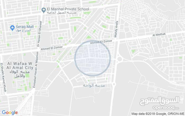 شقة للبيع بعمارات صقر قريش الحى العاشر من محطة المثلث
