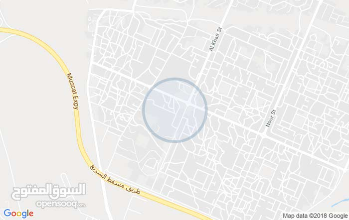 Second Floor  apartment for rent with 1 rooms - Muscat city All Muscat
