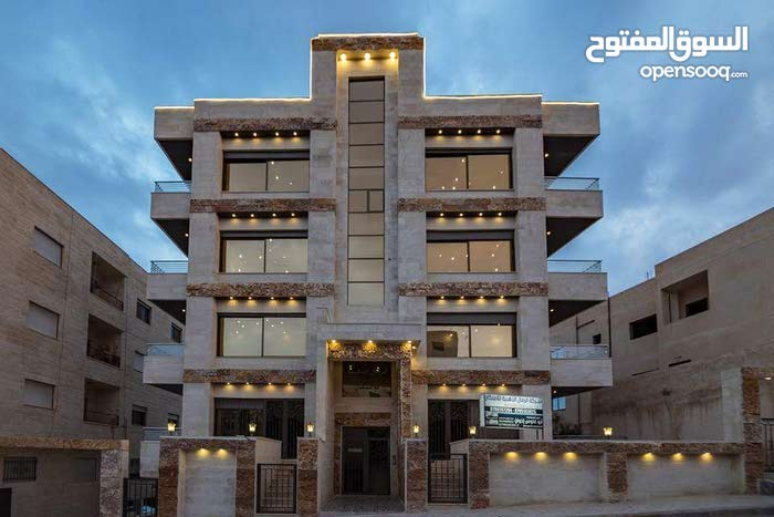شقق راقية في منطقة البيادر ابو السوس لشركة الرمال الذهبية للاسكانات