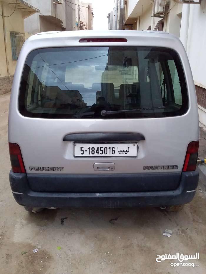 180,000 - 189,999 km Peugeot Partner 2002 for sale