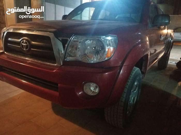 Used condition Toyota Tacuma 2007 with 80,000 - 89,999 km mileage