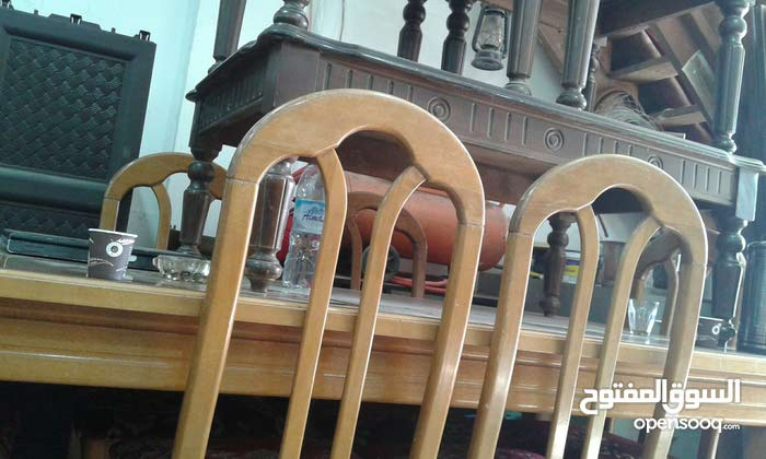 Available for sale in Zarqa - Used Tables - Chairs - End Tables