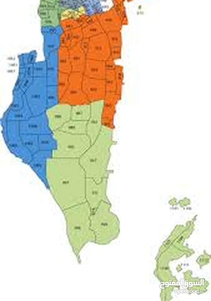 اراضي استثمارية في جميع مناطق البحرين  البحرين  بمختلف التصنيفات