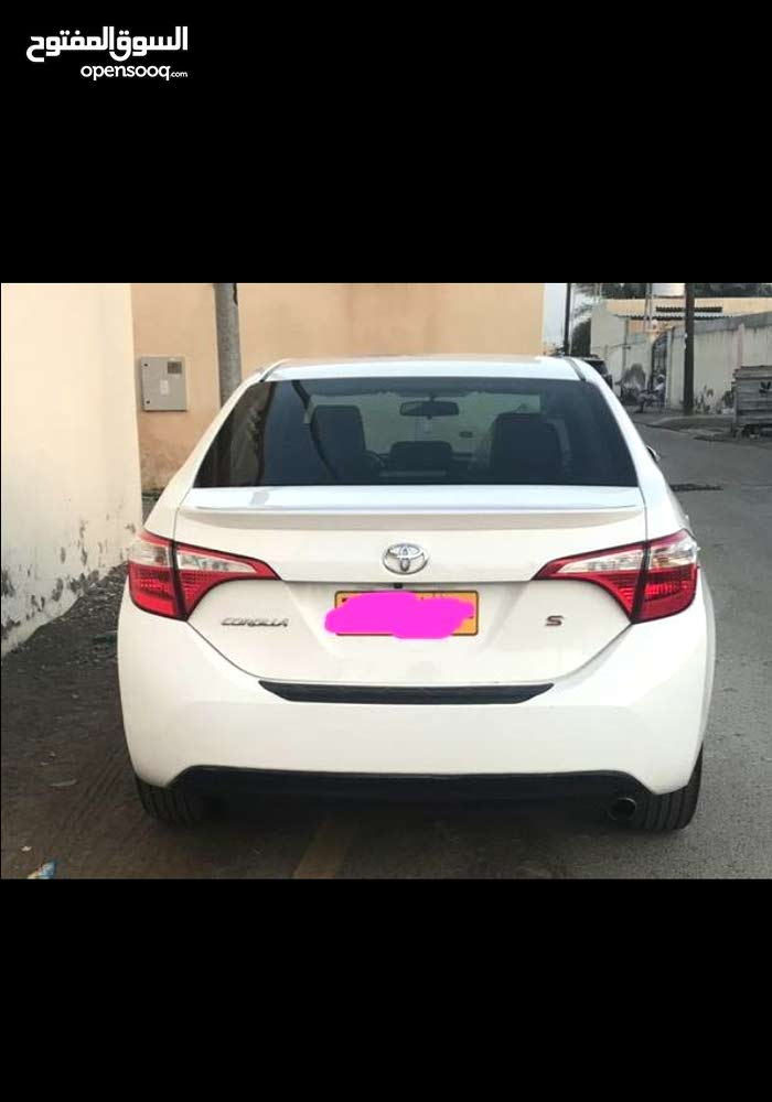Toyota Corolla car for sale 2016 in Muscat city - (107757590) | Opensooq