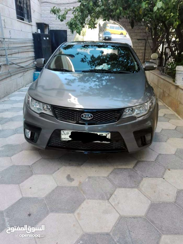 Used Kia Forte for sale in Amman