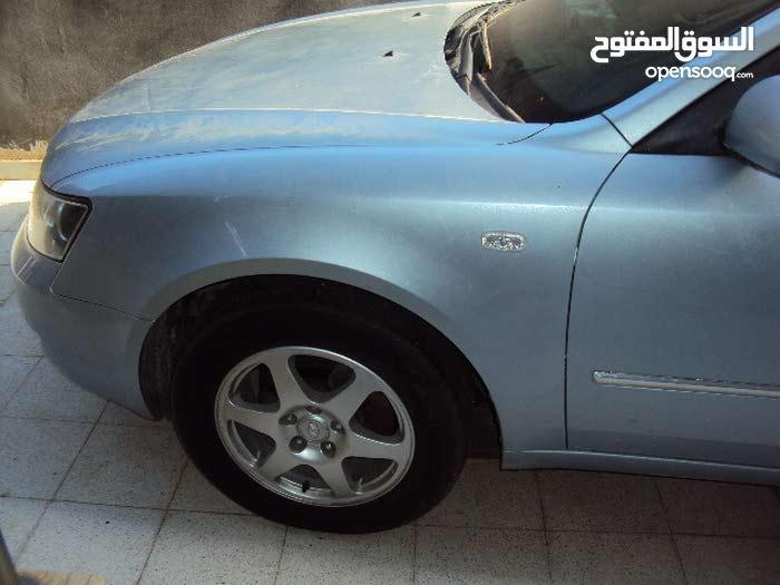 For sale Hyundai Sonata car in Tripoli