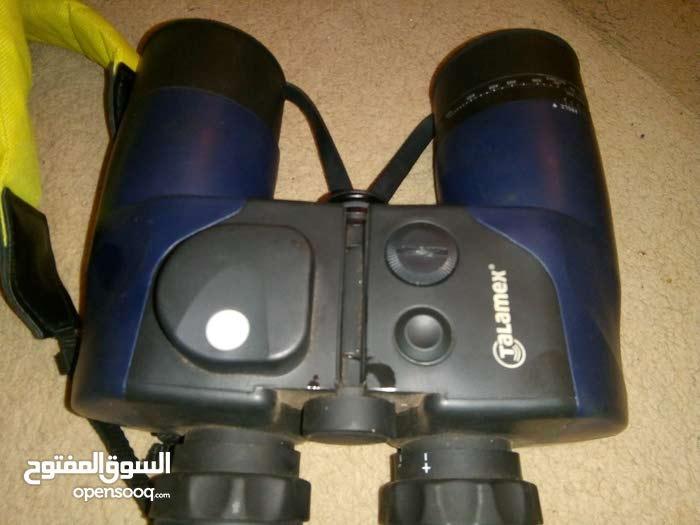 منظار جديد للبيع  Talamex 7x50 مش مستعمل للبيع
