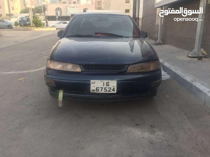 Kia Sephia 1995 - Manual