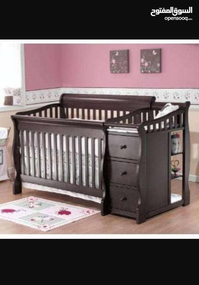 سرائر اطفال مميزة ومريحة من الخشب