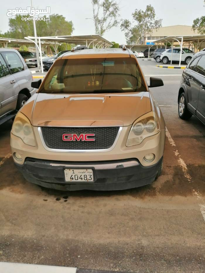 Gmc Acadia 2009 model for sale