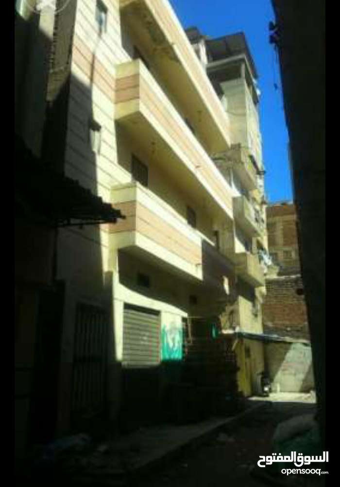 an apartment for sale in Port Said Arab District