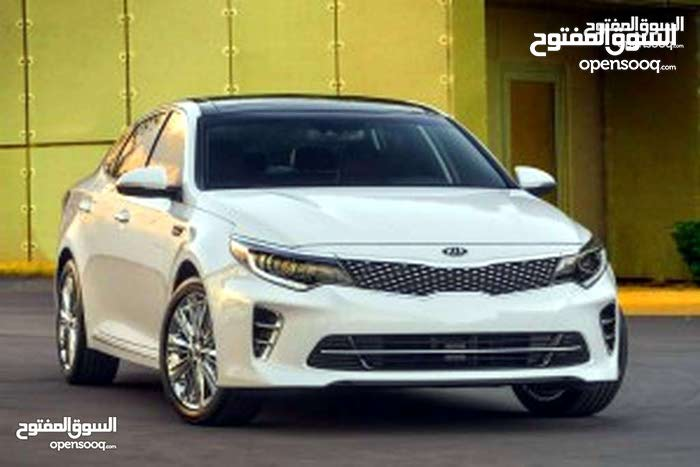 Per Month rental 2016AutomaticOptima is available for rent