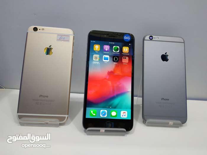 ايفون 6 ذاكره 128جيبي مع عرض قوى ثلاث قطع مع الهاتف بسعر ممتاز للتواصل 72266919