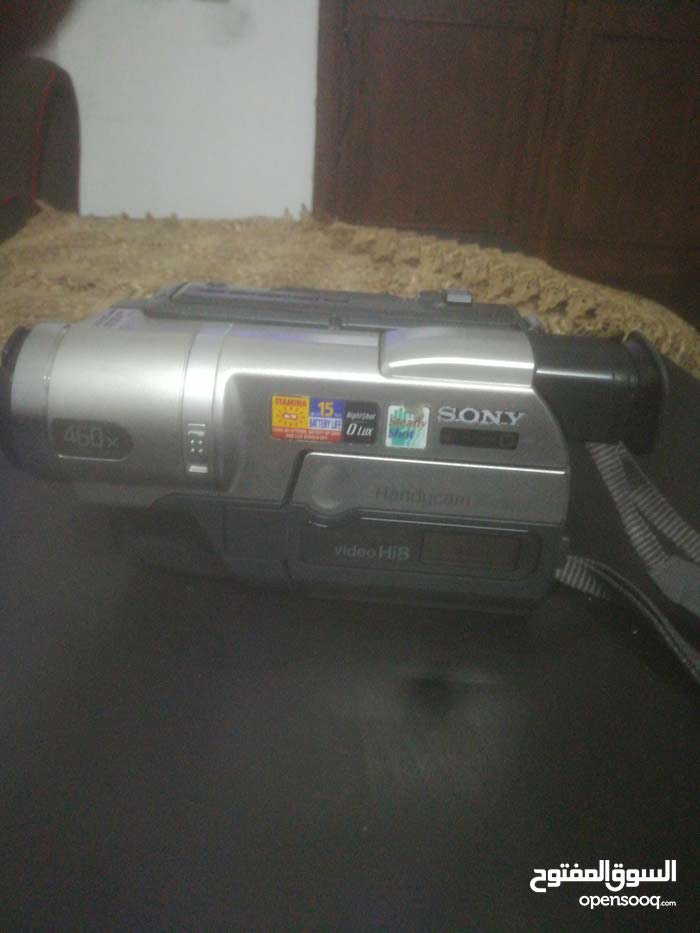 Camera available with high-end specs for sale directly from the owner in Irbid