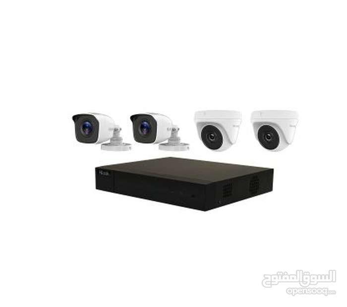 أنظمة كاميرات مراقبة ( الشركات و للمصانع و للبيوت والمؤسسات)