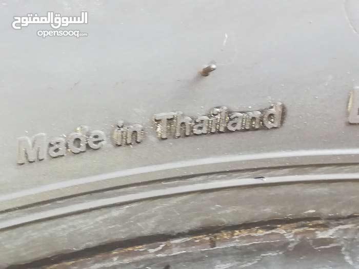 تايرات للبيع نوع برجستون تايلندي اصلي