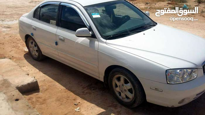 2002 Used Hyundai Avante for sale