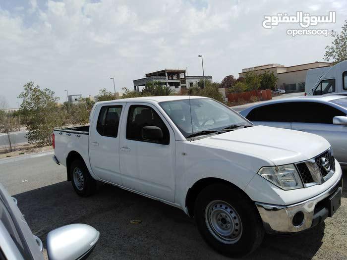 Nissan Navara in Abu Dhabi