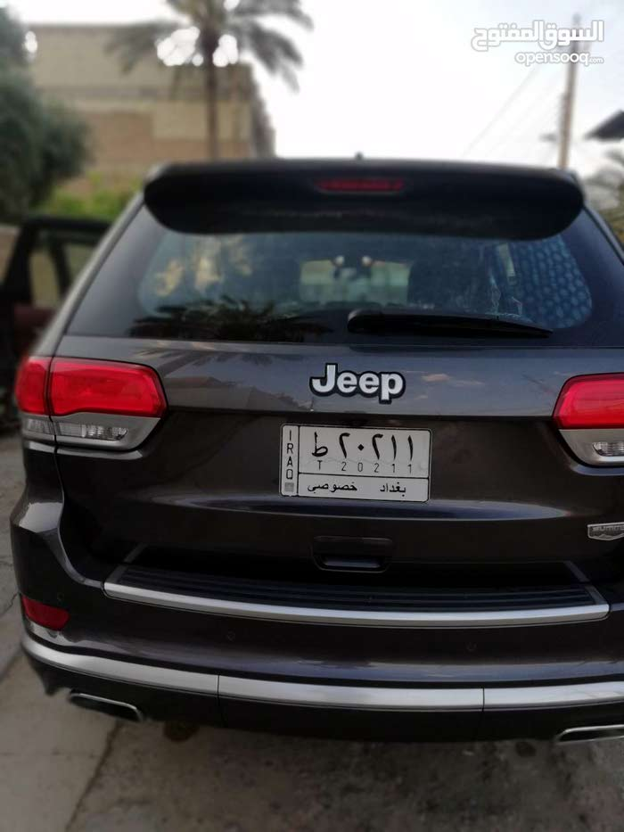 Jeep Grand Cherokee 2015 in Baghdad - Used