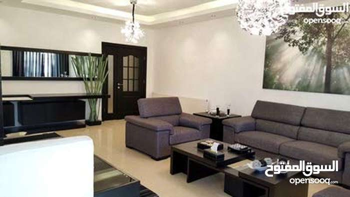 Second Floor  apartment for rent with 3 rooms - Amman city Airport Road - Manaseer Gs