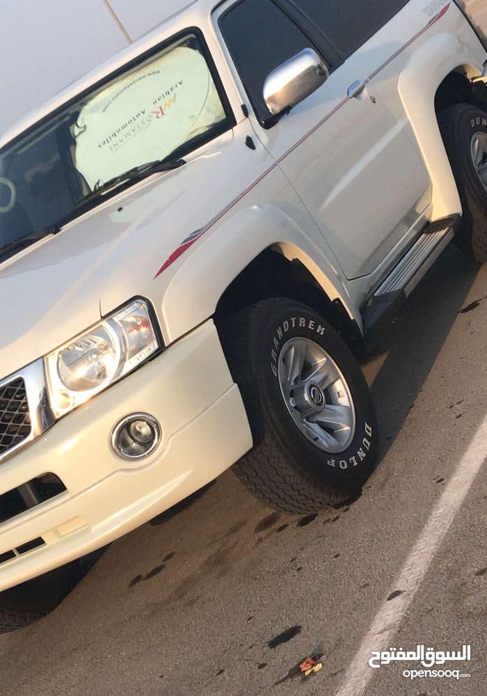 20,000 - 29,999 km Nissan Patrol 2012 for sale