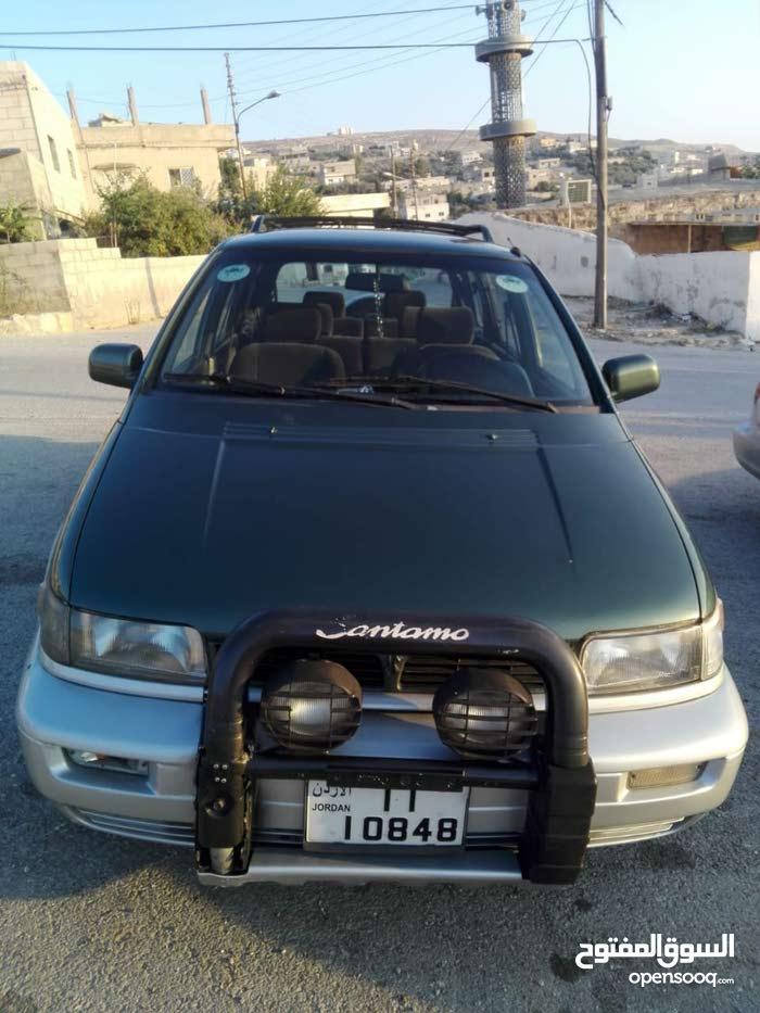 Green Hyundai Santamo 1996 for sale