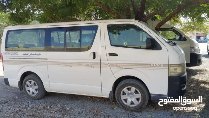 Toyota Hiace 2006 For sale - White color