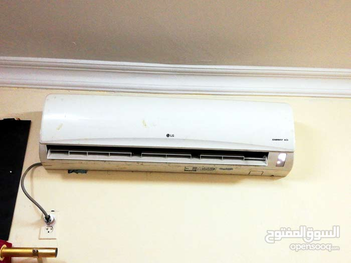 1.5 ton 2 years old  LG split AC for sale.