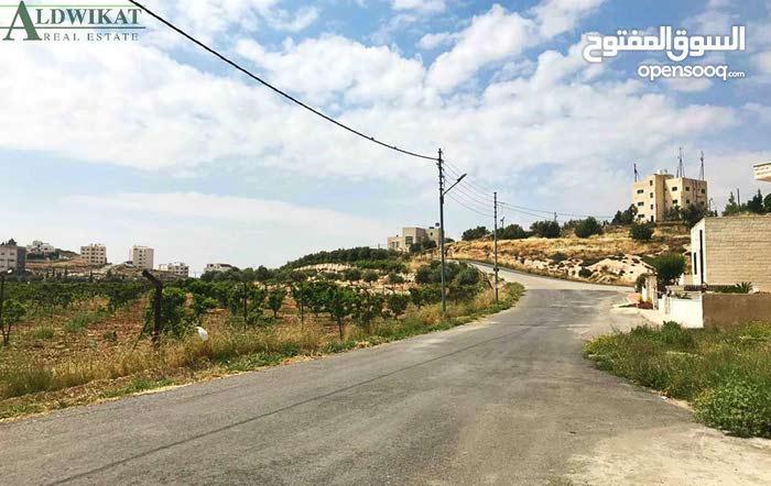 ارض للبيع في ابو نصير , مساحة الارض 800م