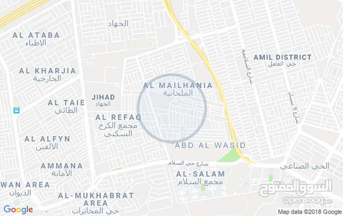 Al Aml neighborhood Baghdad city - 250 sqm house for rent