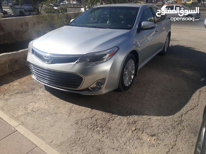 Toyota Avalon 2014 For sale - Silver color