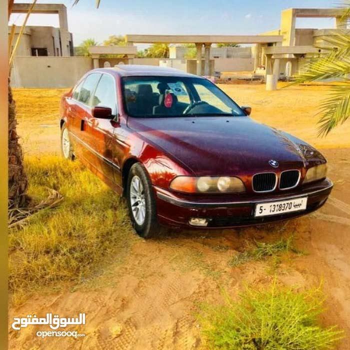 BMW للبيع امورها تمام