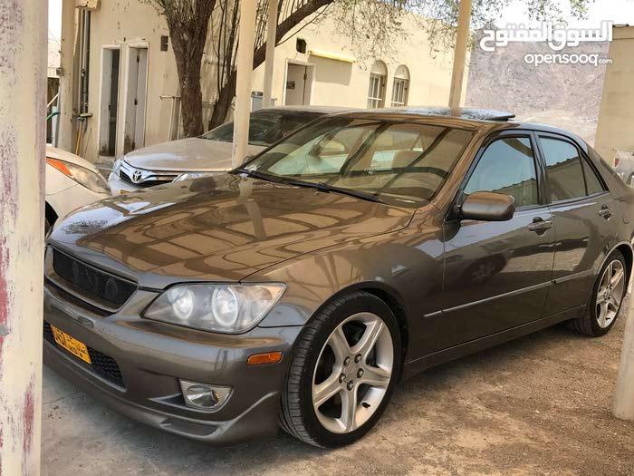Gasoline Fuel/Power   Lexus Other 2005