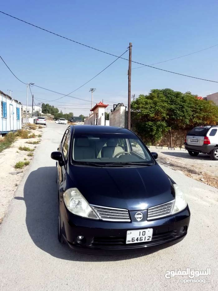 130,000 - 139,999 km Nissan Tiida 2007 for sale
