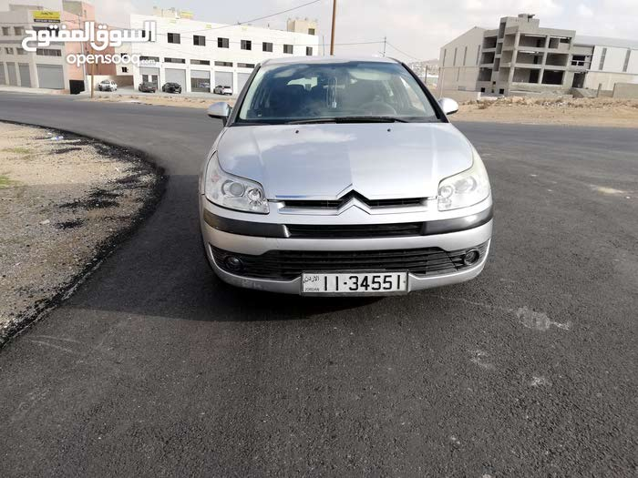 Citroen C4 car for sale 2007 in Amman city